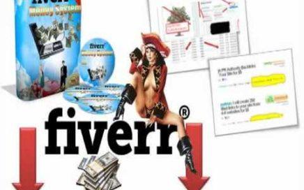 Ganar dinero en línea desde casa Hacer Fiverr $ 2000/day