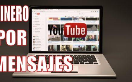 Ganar Dinero En YouTube Por Publicar Mensajes | Paypal 2017