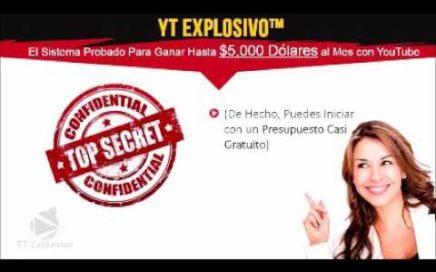 Ganar Dinero Extra En Casa - YT Explosivo