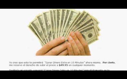 Ganar Dinero Extra, Invertir Dinero Seguro, Invertir y Ganar