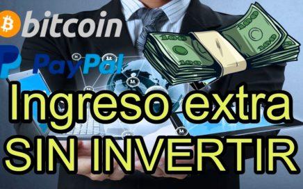 Ganar dinero extra sin invertir