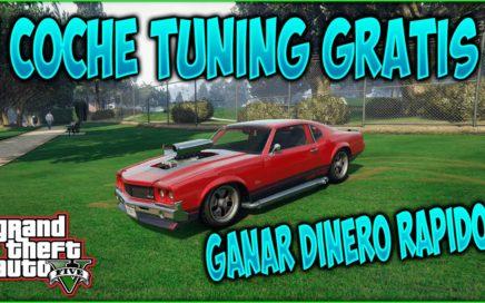! GANAR DINERO FACIL GTA V Online ! Localizacion SABRE TURBO TUNING !! GTA 5 Online PS4
