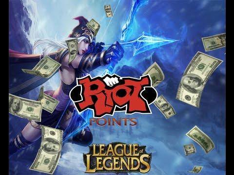 Ganar dinero facil para conseguir tus Riot Points