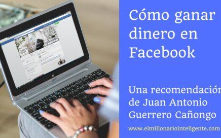 Ganar Dinero Fácil y Rápido Con Facebook y Redes Desde Casa 2017 [fanpage, instagram, snapchat]