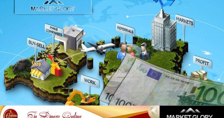 Ganar dinero jugando online market glory