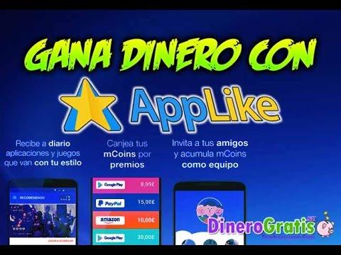GANAR DINERO LIMPIO Y RÁPIDO CON APPLIKE (5 euros en 3 dias) + SORTEO+TRUCO