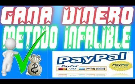 Ganar Dinero Online 100$ MInimo sin hacer nada por estar registrado|NUEVO METODO 2016