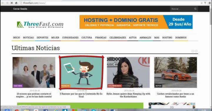ganar dinero online compartiendo noticias