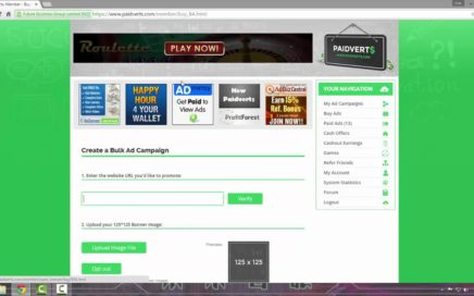 Ganar Dinero Online viendo Anuncios