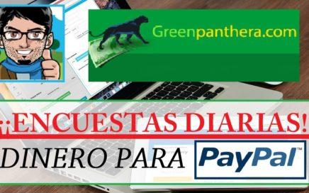 ¡¡Ganar dinero para PayPal con encuestas!! || ¿¿Encuestas Diarias?? || Dinero por Internet