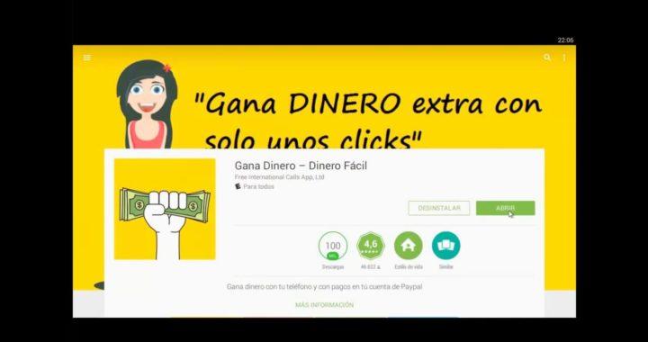 GANAR DINERO PAYPAL CON ANDROID APP MAKE MONEY