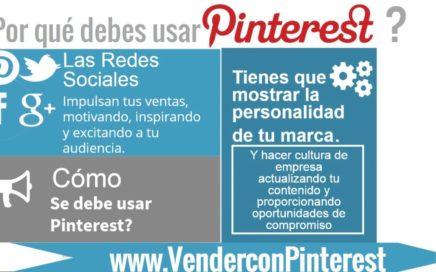 ganar dinero por internet con Pinterest