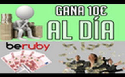 Ganar Dinero Por Internet Sin Invertir - Beruby -  Paypal