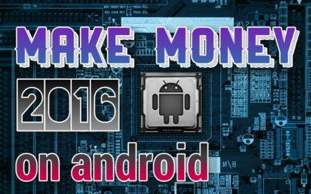 Ganar Dinero Rápido en Android / Make fast Money on Android