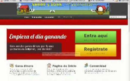 GANAR DINERO RAPIDO Y FACIL HACIENDO CLICK 2