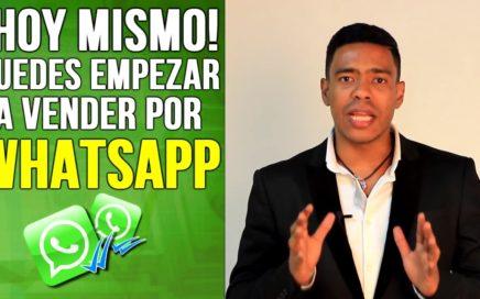 Gane Dinero con Whatsapp - $7,825 Cada 30 Días - Whatsapp Revolución