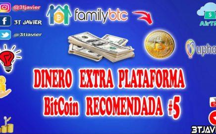 GENERA DINERO EXTRA La Mejor Plataforma  FamilyBTC  Bitcoin Recomendada No5
