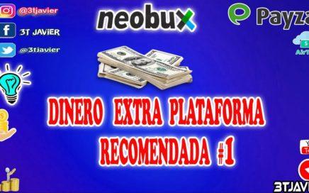 GENERA DINERO EXTRA Noubux PLATAFORMA SEGURA | No1
