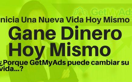 GetMyAds Spanish Gane Dinero Online Hoy Mismo
