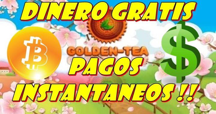 Golden Tea | Tutorial español. 10000 monedas gratis por registrarte !! Gana dinero si hacer nada !!