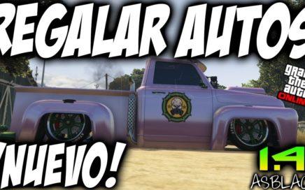 """GRATIS """"NUEVO"""" DINERO AUTOS GRATIS SUPERFÁCIL Y RÁPIDO  [GTA 5 Online] (PS4 - XBOX One)"""