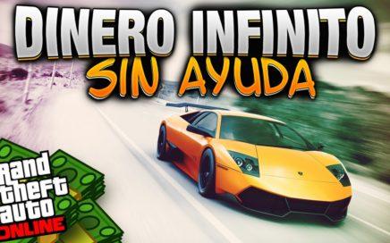 GTA 5 ONLINE -1.27/1.33 GANAR DINERO INFINITO SORTEO SIN AYUDA - DINERO INFINITO GTA V ONLINE