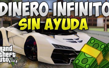 GTA 5 ONLINE - DINERO INFINITO SOLO SIN AYUDA - ACTIVIDAD PARA GANAR DINERO GTA V ONLINE