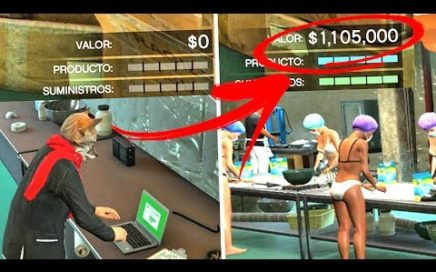 GTA 5 Online: El Mejor TRUCO para Ganar DINERO iNFINITO en Grand Theft Auto V (Ps4, Xbox One y Pc)
