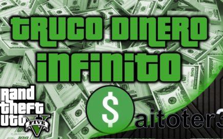 GTA 5 Online PC | COMO GANAR DINERO INFINITO | super facil, sin baneo | TRUCOS GTA 5 #1 | aitoter3