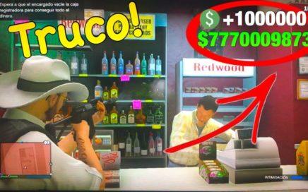 GTA V - COMO CONSEGUIR MUCHO DINERO EN GTA 5 ONLINE (TRUCOS)