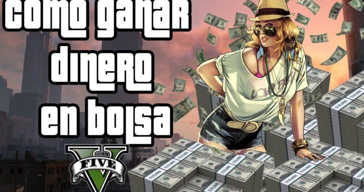 GTA V - Como ganar dinero en bolsa #2 - inversion segura! - Las misiones de  Lester y la bolsa GTA 5
