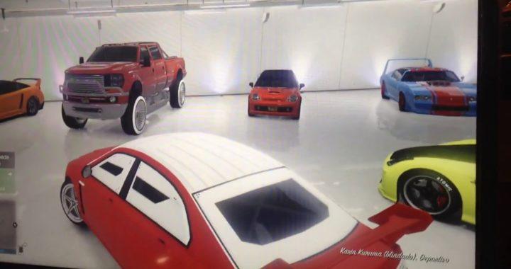 GTA V ONLINE -  como ganar dinero infinito y un coche blindado en tu garage trucazo