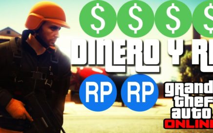 GTA V Online GANAR MUCHO DINERO y RP Legalmente