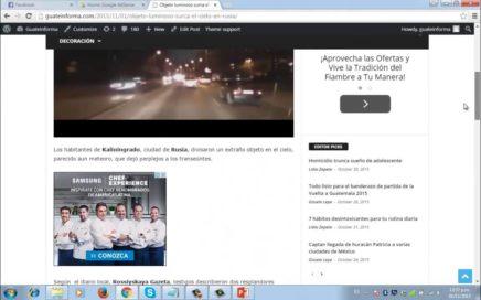 GuateAprende - CURSO COMPLETO 100% GANAR DINERO CON ADSENSE - 2016