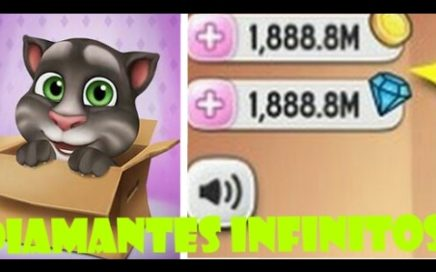 HACK PARA MI TALKING TOM DINERO Y DIAMANTES INFINITO FACIL Y RAPIDO SIN SER ROOT