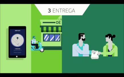 Haz entregas UberEatsCR y gana dinero extra