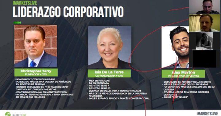 iMarketsLive Oportunidad de Negocio | Ganar Dinero Online | Multinivel FOREX