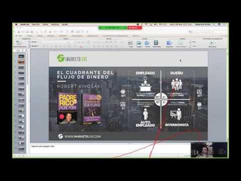 iMarketsLive Presentacion de Negocio | Forex |Ganar Dinero Online