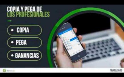 IML Presentación de Negocios Flash Gana dinero con tu celular
