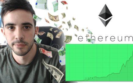 Invertir en Ethereum y minar (como ganar dinero online)