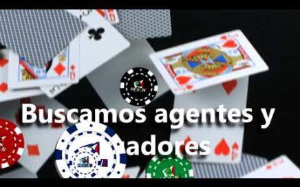¿Juegas Poker? Buscamos agentes, gana dinero extra con Mexpokerlive.com