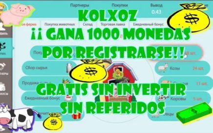 KOLXOZ NUEVA PAGINA RUSA PAGANDO  GANAR DINERO ONLINE VENEZUELA