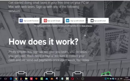La Mejor Forma de Ganar Dinero Online, Facil, Rapido y Gratis, Gana Dinero Paypal Gratis,  Spare 5