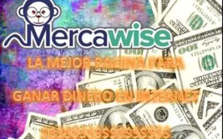 LA MEJOR PAGINA PARA GANAR DINERO POR INTERNET | Mercawise | $20 PESOS POR ENCUESTA | 2017