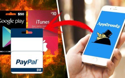 La Nueva y Mejor App Para Ganar Dinero en Android | IOS (Gift Cards) | Gana Dinero Facil | 2017/2018