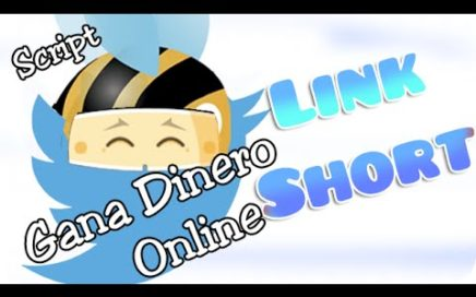 Link Shorter Gana Dinero Online Facil Y Rapido [100% LEGAL]