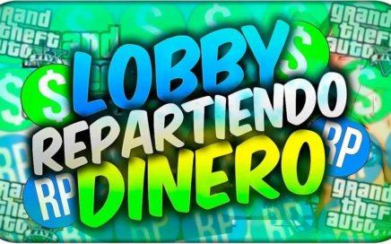 LOBBY REPARTIENDO DINERO  ASTA NUEVO DIRECTO RETRASMITIDO (SUSCRIBETE PARA MAS CONTENIDO)