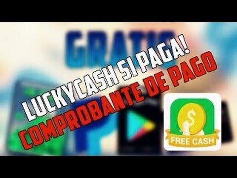 LuckyCash-AppBounty Ganar dinero rápido con Android 2017- $5 dolares en 1 semana