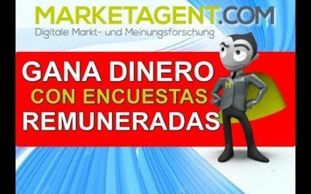 MARKETAGENT ENCUESTAS PARA LATINOAMERICA Y ESPAÑA | GANA DINERO ONLINE CON ENCUESTAS