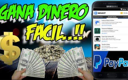 MEJOR APLICACION PARA GANAR DINERO CON ANDROID 2017 | Paypal, Pokémon Go, Steam, Itunes, Amazon, Etc